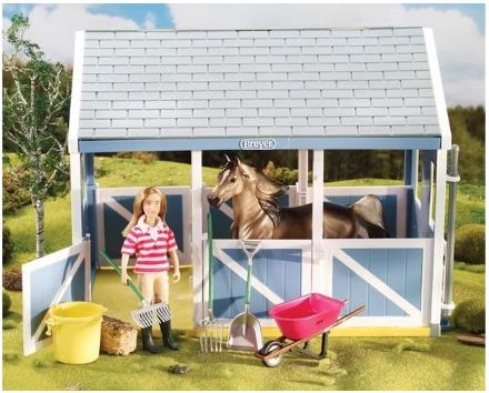 Breyer Stable Cleaning Set Classic